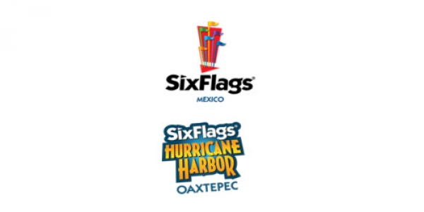 SIX FLAGS MEXICO Y HURRICANE HARBOR OAXTEPEC